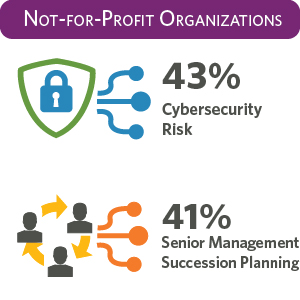 Not-for-Profit organizations and cybersecurity risk