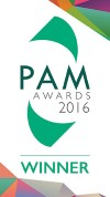 PAM Awards Winner 2016